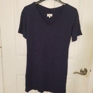 Lou & Grey tee shirt dress